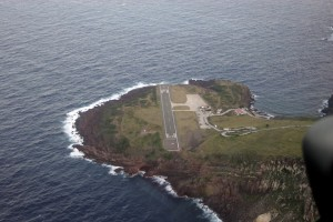 Airport-of-the-Saba-Island-from-above