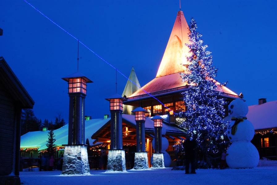 Finlandia d'inverno