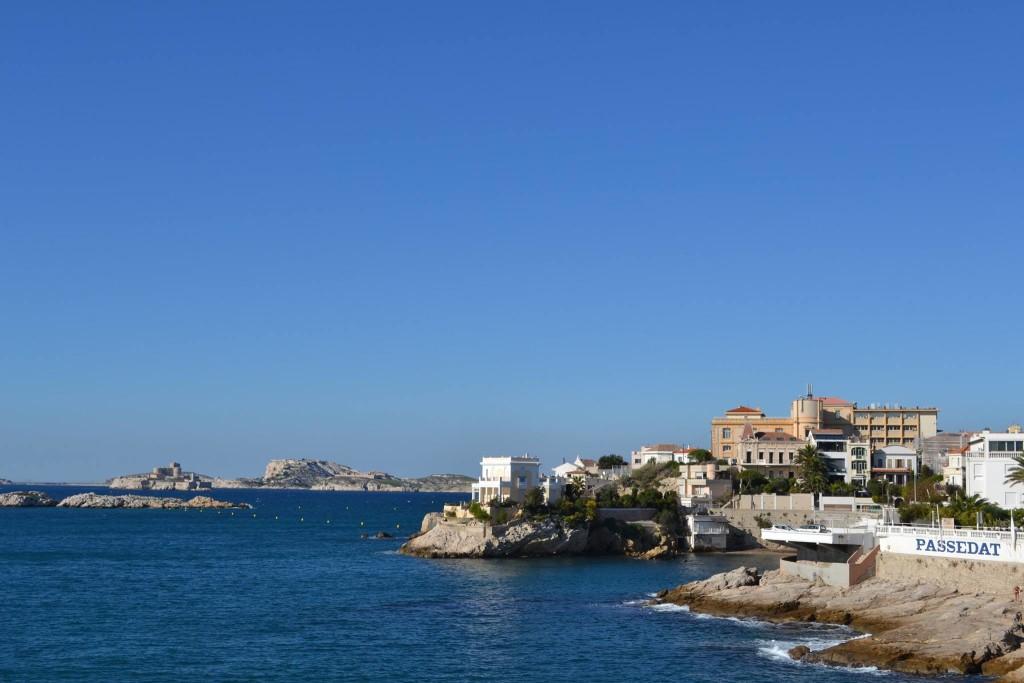 Marsiglia il mare