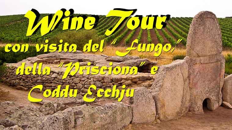Wine Tour Fungo della Prisciona