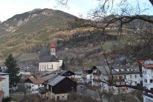 Paesaggio del Sud Tirol